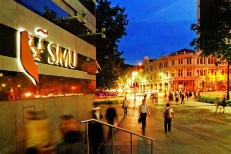 Smu Singapore Mba Ranking by Smu Kong Chian School Of Business Ranks Top 50