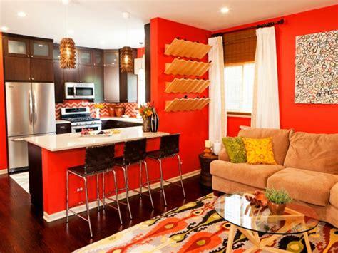 wohnzimmer in orange wohnzimmer gestalten orange raum und m 246 beldesign