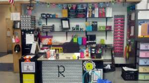 Classroom Desk Organization by An Organized Desk Stuff For My