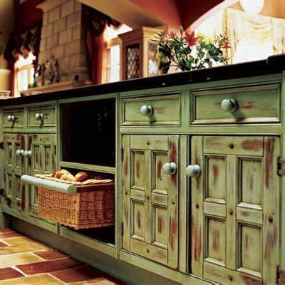 distressed kitchen furniture 17 best ideas about distressed kitchen cabinets on