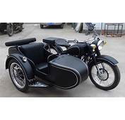 Chang Jiang 750 FY With Sidecar  Moto