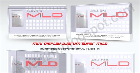 Pengertian Floor Display by Mini Display Djarum Mild Ii Fifty Production