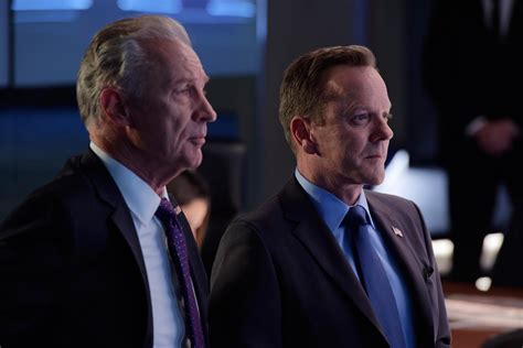 Designated Survivor Moss | designated survivor quot commander in chief quot recap today s