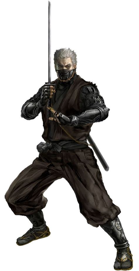 tattoo assassins portable rikimaru tenchu 4 should be played by the masked baddie