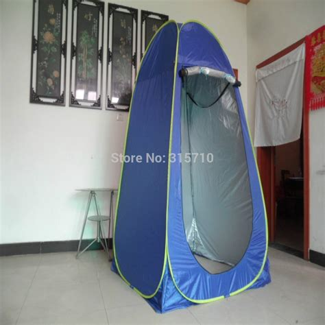 Pop Up Bathroom Tent by Portable Outdoor Shower Tent Dreesing Tent Toilet Tent