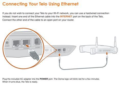 alternative wifi setup for ooma wiring diagram