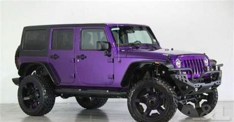 matte purple jeep 2014 jeep wrangler unlimited purple give this to me