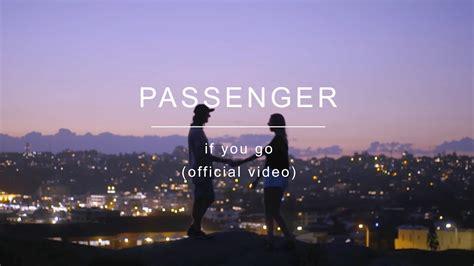 the passenger testo if you go passenger wikitesti