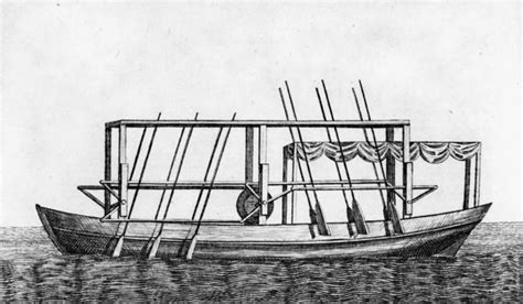 steamboat john fitch john fitch inventor howlingpixel
