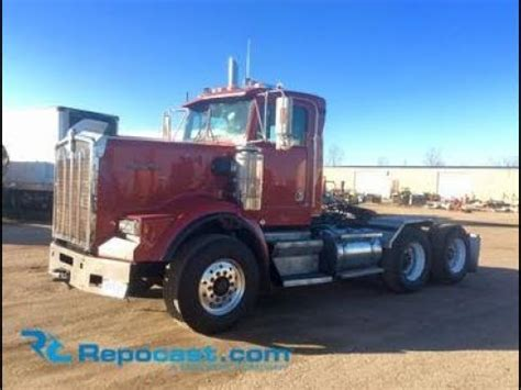1995 Kenworth T800 High Heavy Spec For Sale