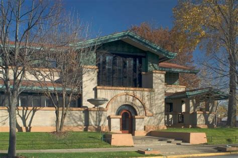 dana thomas house these 13 illinois sites are full of history