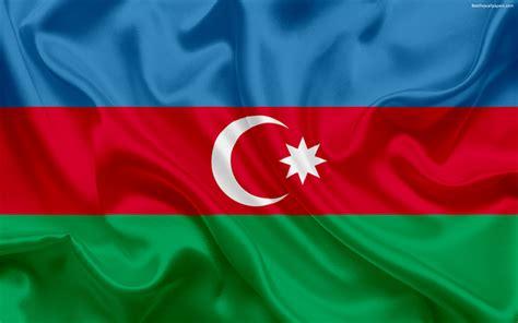 indir duvar kagidi azerbaycan bayragi asya azerbaycan