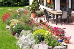 gartenideen terrasse gartenideen f 252 r wenig geld g 252 nstig zum traumgarten