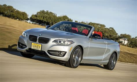 2015 bmw 2 series convertible review automotive content