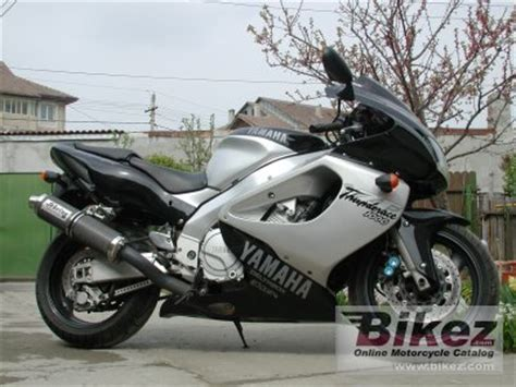 2001 yamaha yzf 1000 r thunderace specifications and pictures
