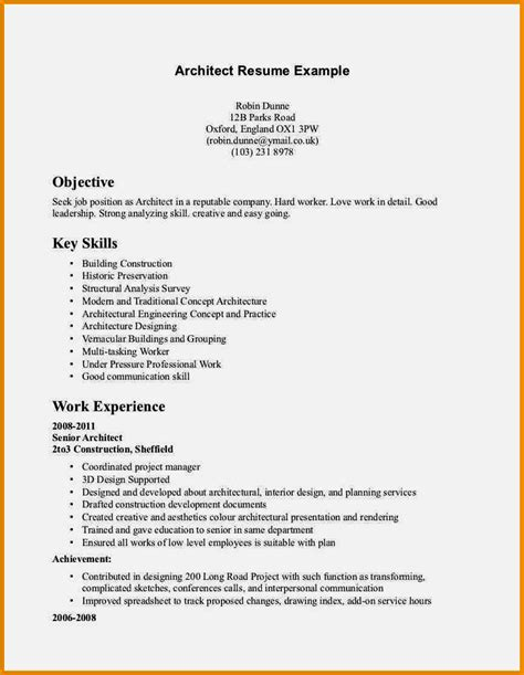 Resume Sample In Word Format For Freshers by Different Types Of Resumes Resume Template Cover Letter