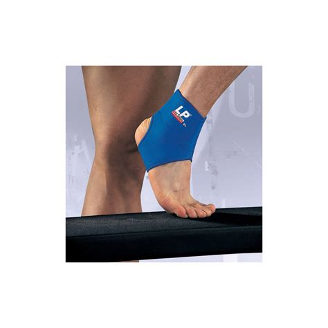 Lp Support Ankle Elastic Blue Uk S Lp 964 Promo buy lp neoprene ankle support run and become