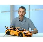 LEGO Technic  Porsche 911 GT3 RS Salty Nutz