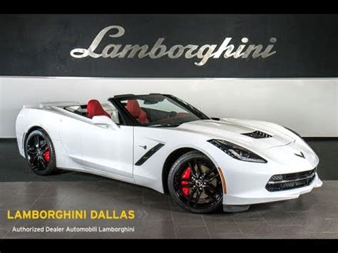 2017 corvette white with red interior | decoratingspecial.com