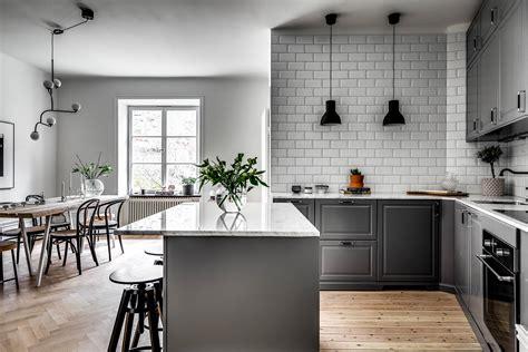 cocina nordica cocinas interiores chic de decoraci 243 n n 243 rdica