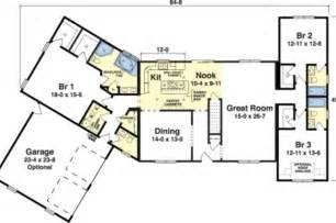 Modular Floor Plans Ranch T Ranch Modular Home Floor Plans Home Design And Style