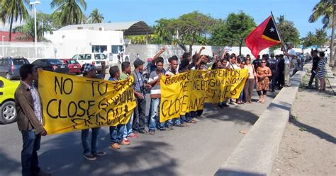 About Aceh And East Timor Banned By Government by La O Hamutuk Timor Leste Tell U S To