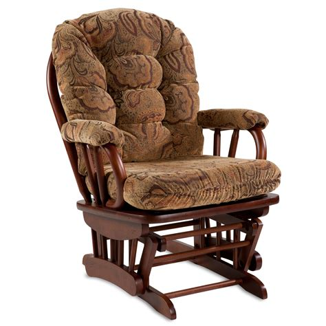 Glider Rocking Chair Cushion Sets Inspirations Home Glider Rocker And Ottoman Set