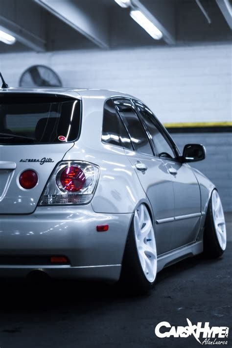 lexus is300 wagon slammed carshype com mobile mondays i occurences