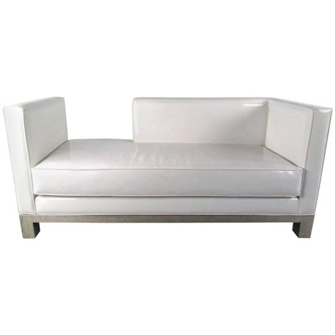 Mid Century Modern Style Chaise Lounge Sofa For Sale At Modern Chaise Lounge Sofa