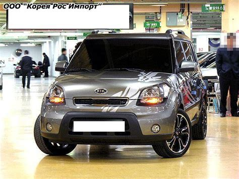 Kia Soul Transmission Problems by 2007 Kia Soul Pictures 1 6l Gasoline Ff Automatic For