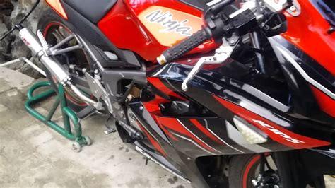 Piringan Belakang Rr New Original Kawasaki knalpot hmf original thailand kawasaki rr new