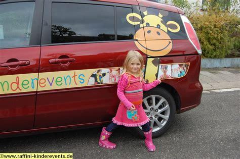 Autowerbung Kinder by Raffini Kinderevents Autowerbung 5 Raffini