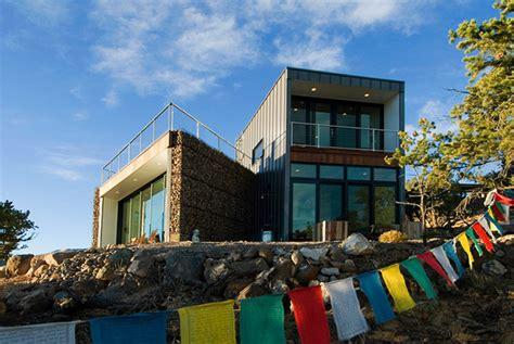 utah home design architects modern desert sanctuary in utah the buddhist retreat by