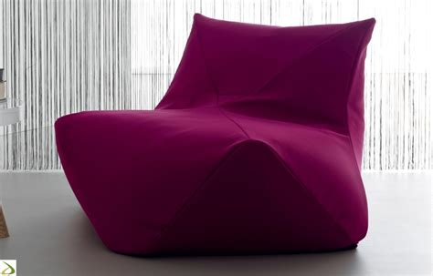 pouf poltrone pouf design a sacco lolly arredo design