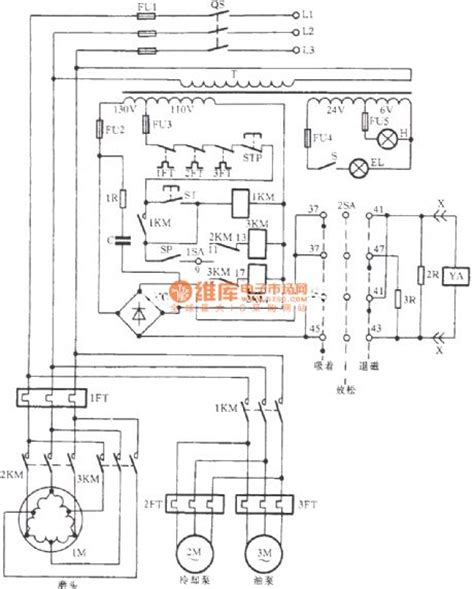 surface grinder diagram m7120a surface machine circuit