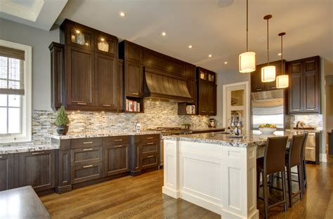 country chic kitchen ideas calgary s country chic living traditional kitchen calgary by rockwood custom homes