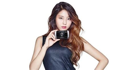 model for petitzel daily k pop news latest k pop news aoa seolhyun models for urive daily k pop news