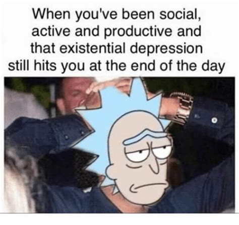 Depressing Memes - 25 best memes about existentially depressed