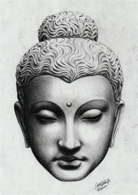 buddha head tattoo best 25 buddha design ideas only on