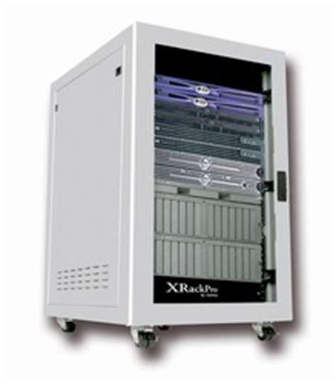 Rolling Computer Rack by Server Racks Xrackpro2 By Gizmac Avfirewalls