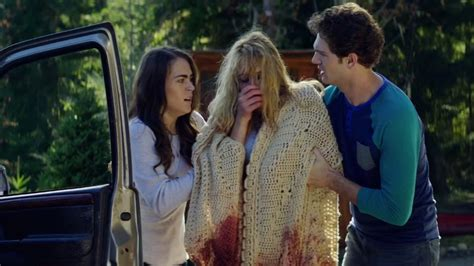 cabin fever 2 cast trailer for the pointless remake of cabin fever geektyrant