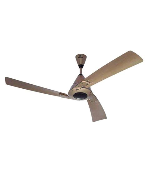 Bajaj 1200 Euro Ceilingfan Topaz Available At Snapdeal For