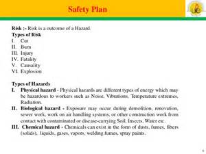 construction environmental management plan template construction site safety and management
