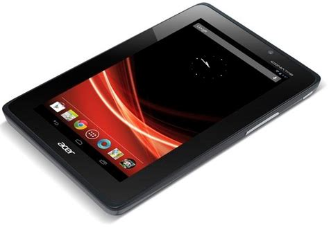Tablet Acer Android Jelly Bean acer iconia tab a110 tablet con android jelly bean de 7 quot tuexperto