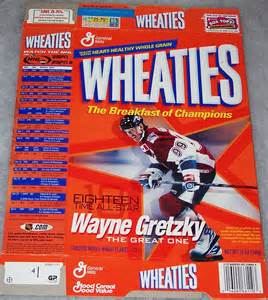 Wheaties Box Template by Wheaties Box Template Myideasbedroom