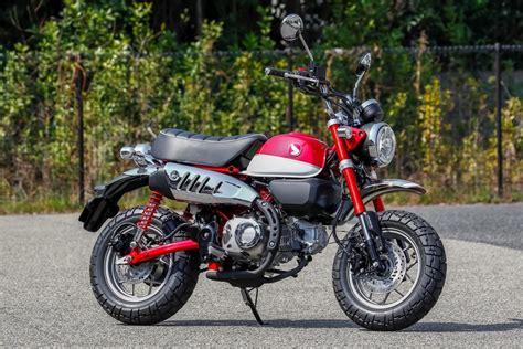 Honda Motorrad Monkey by Kult Bike Honda Monkey 125 Kehrt Im Juni 2018 Zur 252 Ck