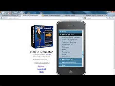 mobile themes watch artisteer and wordpress mobile themes youtube