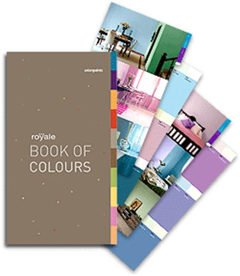 free asian paints royale book of colours savemoneyindia