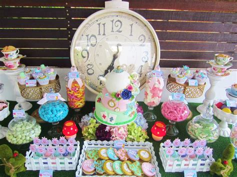 Themed Party Alice In Wonderland | little big company the blog alice in wonderland themed