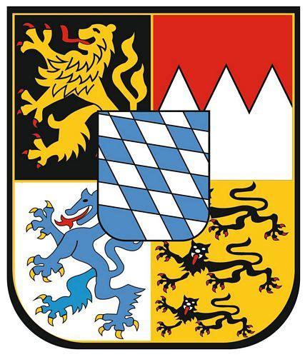 Irland Auto Aufkleber N by Autoaufkleber Sticker Freistaat Bayern Schild Kontur Fahne